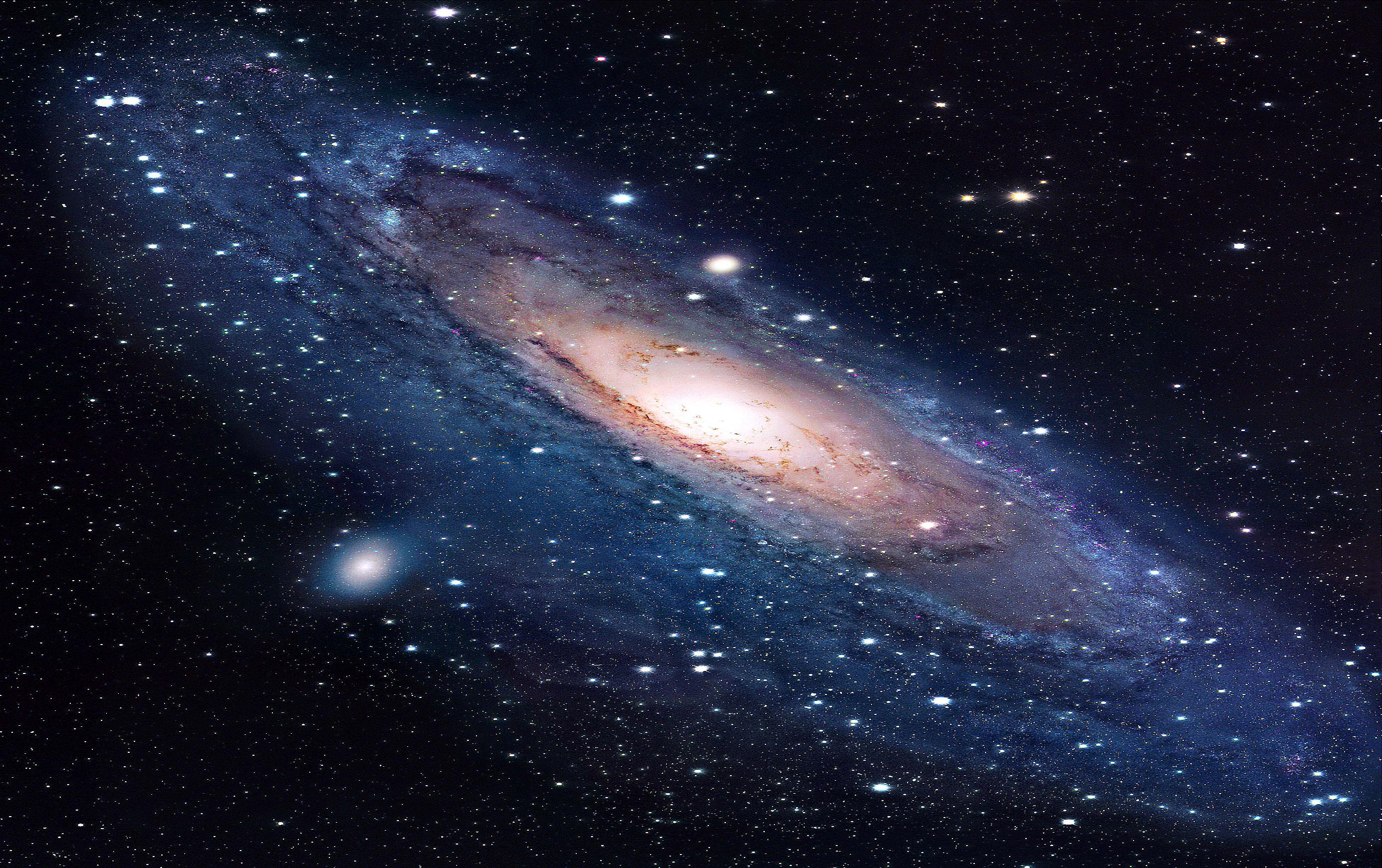 Астрономы впервые обнаружили первые «зародыши» галактик